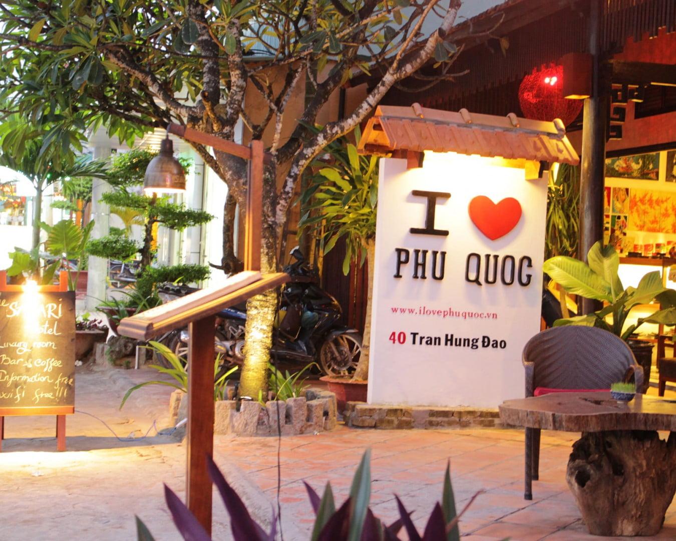 I Love Phú Quốc Restaurant & Bar