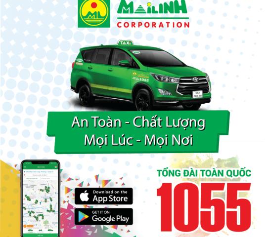 Taxi Mai Linh Phú Quốc