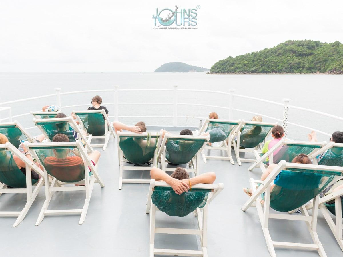 Tour 3 đảo (TỐI ĐA 30 KHÁCH)