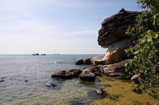 Bãi Biển Gành Dầu